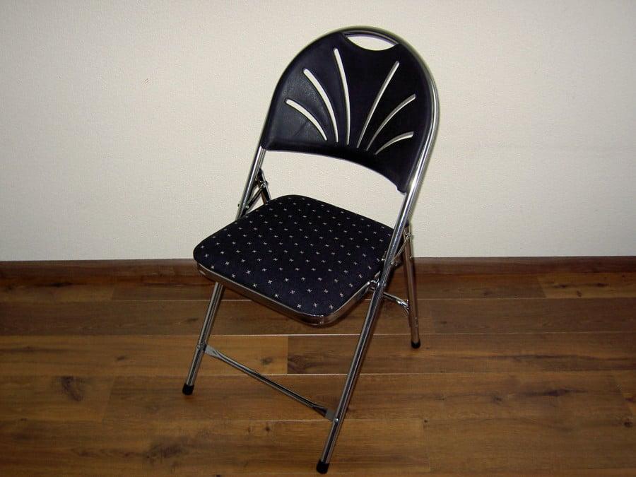 Luxe klapstoel