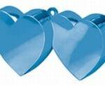 Gewichtje Hartje Blauw