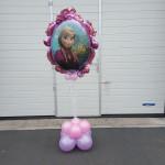Frozen Heliumballonnen