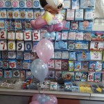 Minnie mouse ballon