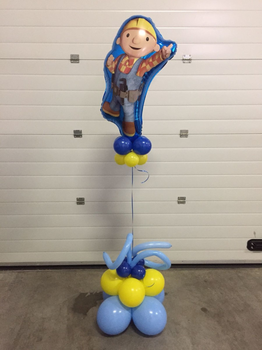 Bob de Bouwer ballon
